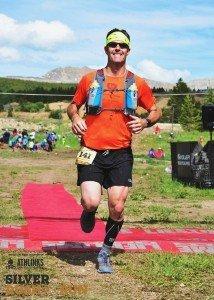2015 Silver Rush 50 Run Finish
